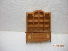 DOLLHOUSE MINI QUARTER INCH SCALE C0DWIT CHINA CABINET