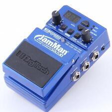 Digitech Jamman Solo XT Looper Guitar Effects Pedal PD-1857