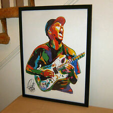 Tom Morello, Rage Against the Machine, Audioslave, Guitar. 18x24 POSTER w/COA