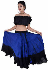 25 yard Raqs Baladi Belly Dance Cotton Skirts