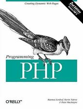 Programming - Programing Php 2/E 2e (2008) - New - Trade Paper (Paperback)