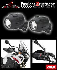 spotlights lights additional givi s310 trekker lights honda varadero africatwin