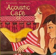 Putumayo Presents: Acoustic Cafe [Digipak] by Various Artists (CD, Sep-2011,...