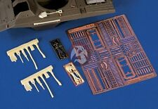 Verlinden 1/35 Pioneer Tools, Racks and Tie Downs (for US Vehicles) [w/PE] 1476