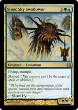 SIMIC SKY SWALLOWER Commander 2011 MTG Gold Creature — Leviathan RARE