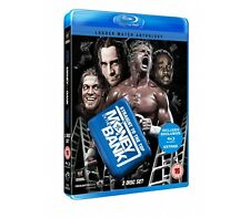 WWE Money in the Bank Ladder Match Anthology 2 Blu Rays orig WWF Wrestling