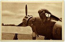 Cartolina Aviazione - Partenza Di Un Nostro Caccia - Non Viaggiata