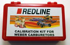 Weber Carburetor 38 outlaw jet pack jet kit - High Altitude Jet Pac - 4 cylinder