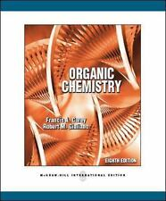 Organic Chemistry by Francis Carey and Robert M. Giuliano (2011, Paperback)