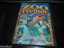 Zoo tycoon: marine mania add on pc game