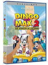 """DVD """"Dingo et Max 2"""" - Disney  n 55   NEUF SOUS BLISTER"""