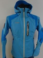 NV964 Women Bergans Of Norway Rauland Recco Snow Skirted Ski Jacket Size M /UK14