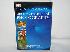 JOHN HEDGECOE THE NEW MANUAL OF PHOTOGRAPHY 1ST ED SC MINT GUIDE TO EVERY FORMAT