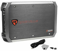 Rockville RXD-M2 3000 Watt/1500w RMS Mono Class D 1 Ohm Amplifier Car Stereo Amp