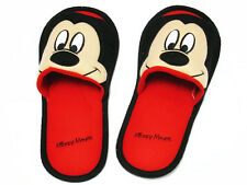 Mickey Mouse Slippers US size 6-10 (UK 4-8, EU 36-42) #121