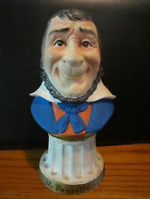 David Copperfield Mr Peggotty Charles Dickens Chalkware Ceramic Bank