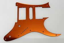 Orange Mirror Pickguard fits Ibanez (tm) RG350MDX Jem  RG