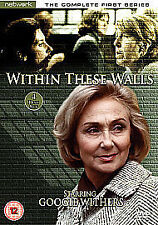 Within These Walls - Series 1 - Complete 1974 DVD Googie Withers FACTORY SEALED!