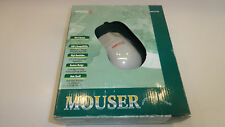 Lot of 4 Comp USA PS/2 Plug & Play Mouse / Mouser w/ Auto Scroll New