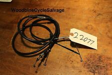 1984 85 86 87 HONDA GL1200 GL 1200 Throttle Push Pull Cable Cables #  22077