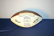1973 Kansas City Chiefs Team Autographed Football - 40 sigs, HOFers