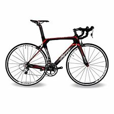 BEIOU 700C Road Bike 5800 11S Racing Bicycle T800-M40 Carbon Aero18.3lb CB013A-2