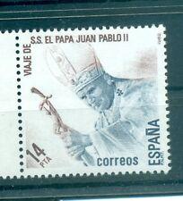 VIAGGI DEL PAPA - POPE JOHN PAUL II VISIT SPAIN 1982