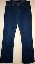 Reitmans Womens Size 7 X 31 Flare Bottom Medium Wash Cotton/Spandex Denim Jeans