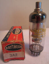 Raytheon 3A2 Electronic Radio & Television Tube In Box NOS