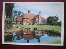 POSTCARD SUSSEX FRAMFIELD - THE OLD FARMHOUSE -