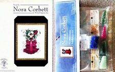 Mirabilia Counted Cross Stitch Chart with Embellishment Pack ~ ZINNIA Sale #196