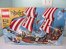 LEGO PIRATES 6243 BLACKBEARD'S BOUNTY NEW IN SEALED BOX RETIRED 592 PCS 6 & UP