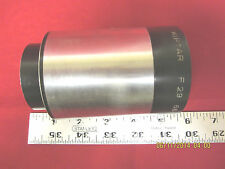 Vintage ISCO Kiptar FL 6.6 inch (165mm) 35mm Cine Projection Lens Used.