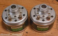Pair of GOTO horn driver unit SG-37FRP for Goto, TAD, WE horn * NOS condition