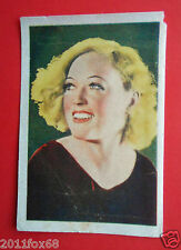 figurine actors acteurs cards nestle stars of the silver screen 21 marion davies