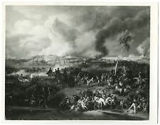 Napoleonic Wars - Vintage 8x10 Publication Photograph - Battle of Borodino
