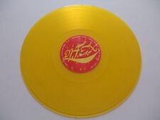 "DJ F.E.X – Indie Walk  –Disco 12"" 33 Giri Single/Side Vinile Giallo 2002 House"