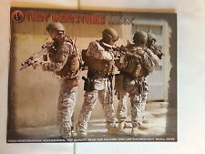 Troy Industries 2009 Weapon Accessories Catalog Booklet / 47 Pages / New
