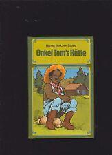 """Roman, Buch """"Onkel Tom´s Hütte"""" von Harriet Beecher-Stowe"""