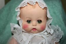 "Beautiful Blue/Green eyed Effanbee doll 1959  14""tall/ TWINKiE"