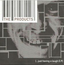 The Products - Just Having A Laugh EP (Vinyl-Single 1998) !!!
