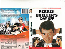 Ferris Bueller's Day Off-1986-Matthew Broderick-Movie-DVD