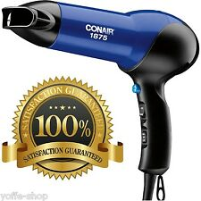 Professional Conair Ionic Turbo 1875 Watt Hair Dryer Powerful Compact Salon Blow