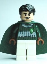 LEGO - HARRY POTTER - Marcus Flint, Dark Green Quidditch Uniform - MINI FIGURE