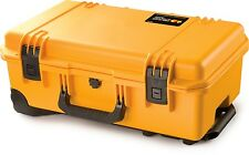 Yellow Pelican im2500 With Padded dividers & Utility lid organizer.