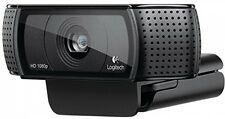 HD Pro Webcam C920, Widescreen Video Calling and Recording, 1080p Camera, or