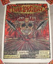THREE FLOYDS BREWING Poster DARK LORD DAY 2014 Label Art craft beer brewery 3