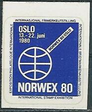 Norway - label 1980 Norwex