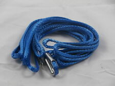 Boat Winch Cable Dyneema Synthetic STRONGER AND REPALCE STAINLESS TEEL
