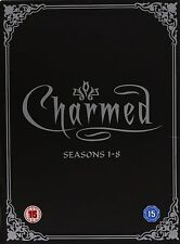 Charmed Complete TV Series Seasons 1 2 3 4 5 6 7 8 + Extras DVD Box Set NEW